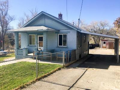 Helper UT Single Family Home For Sale: $75,000