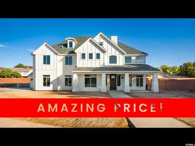 St. George Single Family Home For Sale: 1294 Marigold Way