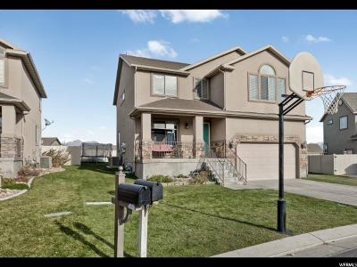 Eagle Mountain Single Family Home For Sale: 7652 Silver Ranch Rd
