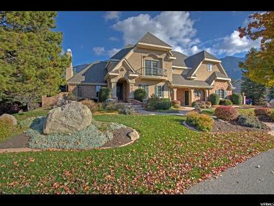Sandy Single Family Home For Sale: 39 S Wanderwood Way E #734