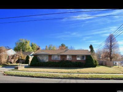 Spanish Fork Single Family Home For Sale: 258 E 900 N