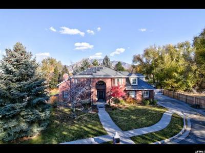 Murray Single Family Home For Sale: 6339 S Vinecrest Dr