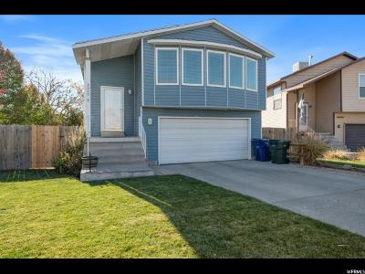 West Valley City Single Family Home For Sale: 3070 S Putnam Ct W