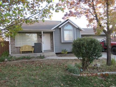 Orem Single Family Home For Sale: 48 E 1575 N