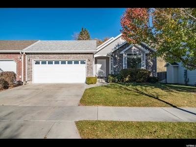 Provo Single Family Home For Sale: 1076 N 1760 W