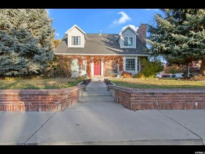 Orem Single Family Home For Sale: 567 S 280 W