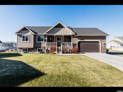 Nibley Single Family Home For Sale: 966 W 2575 S