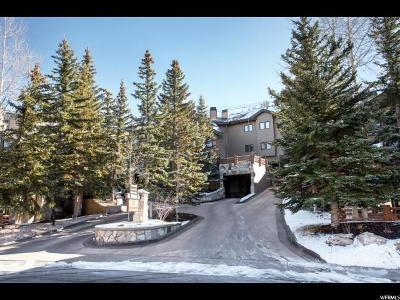 Park City Condo For Sale: 7720 Royal St #CT-10