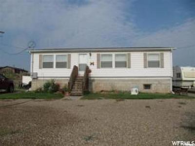 Price UT Single Family Home For Sale: $132,500