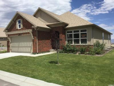 Herriman Single Family Home For Sale: 14903 S Mossley Bend Dr W #21