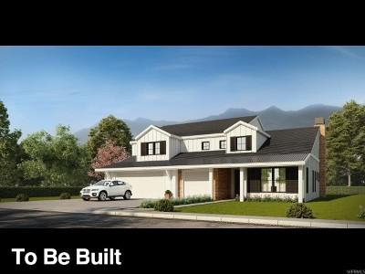 Salt Lake County Single Family Home For Sale: 4796 S Bonair St E
