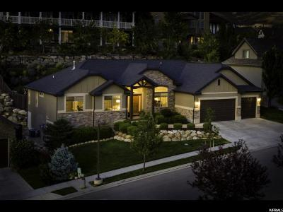 Lehi Single Family Home For Sale: 5228 N Grey Hawk Dr