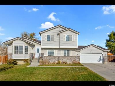 Lehi Single Family Home For Sale: 2255 N 490 W