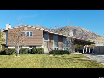 Brigham City UT Single Family Home For Sale: $205,000