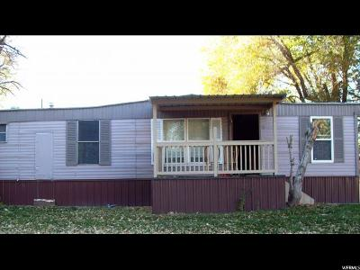 Lehi Single Family Home For Sale: 200 W 1150 N #37