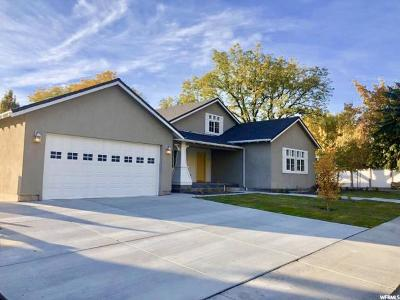 Provo Single Family Home For Sale: 3915 N Timpview Dr