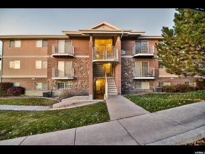 Orem Condo For Sale: 1224 W 1420 N
