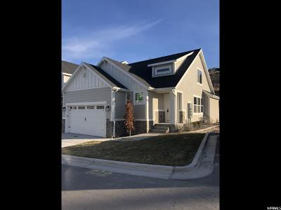 Lehi Townhouse For Sale: 4882 N Nile Dr #12