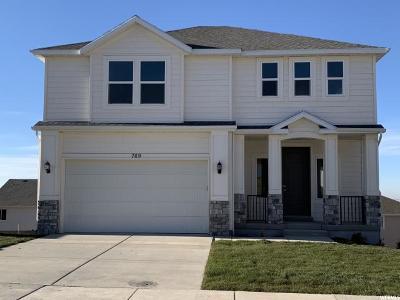 Spanish Fork Single Family Home For Sale: 769 N Stallion Dr #605
