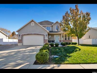Springville Single Family Home For Sale: 2521 S Eldorado Dr E