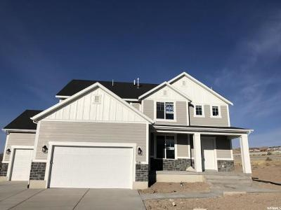 Lehi Single Family Home For Sale: 3501 N 700 W #22