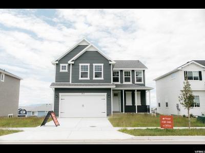 Spanish Fork Single Family Home For Sale: 803 N Stallion Dr #609