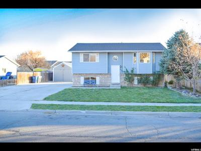 American Fork Single Family Home For Sale: 469 W 300 S