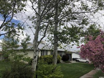 West Jordan UT Single Family Home For Sale: $305,000