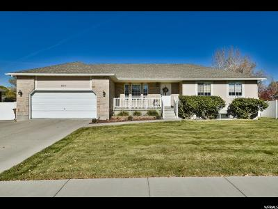 Draper Single Family Home For Sale: 657 E 12860 S