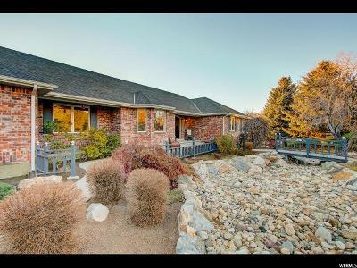 Sandy Single Family Home For Sale: 16 Snowstar Ln