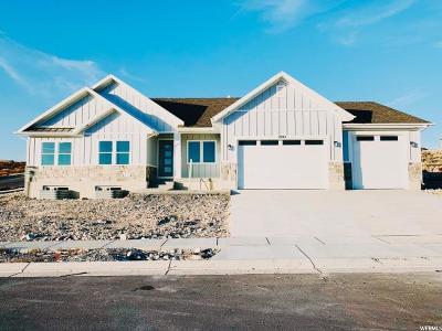 Eagle Mountain Single Family Home For Sale: 2925 E Lakeside Dr N