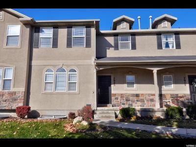 West Jordan UT Townhouse For Sale: $249,900