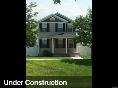Eagle Mountain Single Family Home For Sale: 4326 N Angies Aly #356