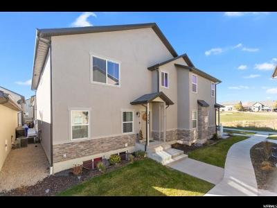 Eagle Mountain Townhouse For Sale: 3789 Cunninghill Dr