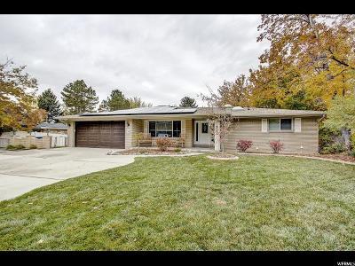 Sandy Single Family Home For Sale: 2735 E Robidoux Rd S