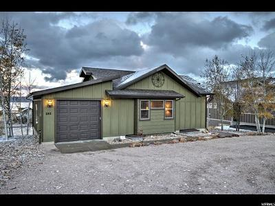 Single Family Home For Sale: 242 Chalet Cir