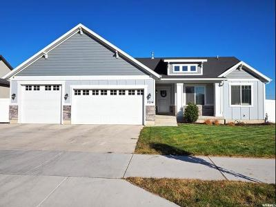 West Jordan Single Family Home For Sale: 7214 W Sun Ray S