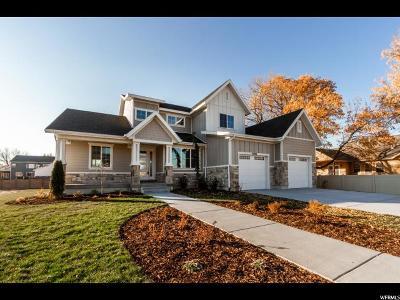 South Jordan Single Family Home For Sale: 9888 S Kendras Cv #2