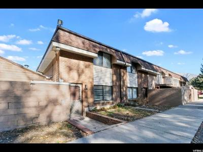 Provo Condo For Sale: 1502 Lancelot Dr