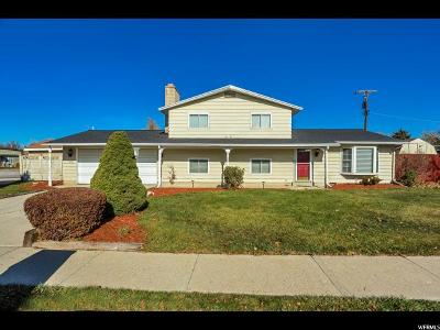 West Valley City Single Family Home For Sale: 3062 W 3800 S