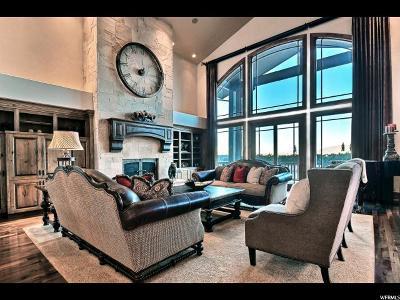 Park City Single Family Home For Sale: 2582 Aspen Dr #4