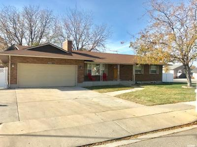 Orem, Provo Single Family Home For Sale: 1299 N 1400 W