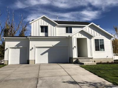 Lehi Single Family Home For Sale: 32 N 2500 W