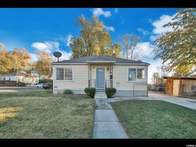 Orem, Provo Single Family Home For Sale: 1090 E 460 S