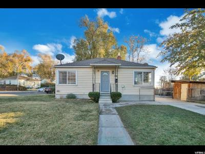 Provo Single Family Home For Sale: 1090 E 460 S