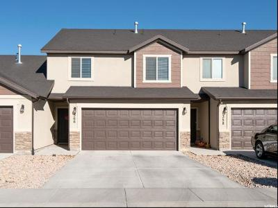 Spanish Fork Townhouse For Sale: 366 W 530 S