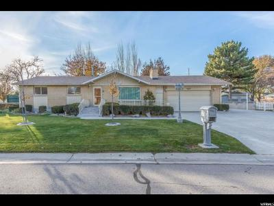 West Jordan UT Single Family Home For Sale: $379,000