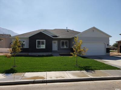 Mapleton Single Family Home For Sale: 46 E 600 N #LOT 12