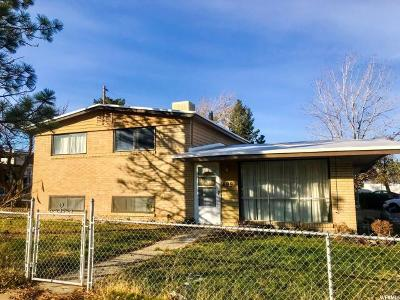 Tooele Single Family Home For Sale: 499 E Plateau Rd N