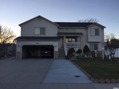 West Valley City Single Family Home For Sale: 3782 S Appleseed Rd W